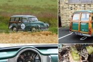 Morris Minor Traveler (Woody)